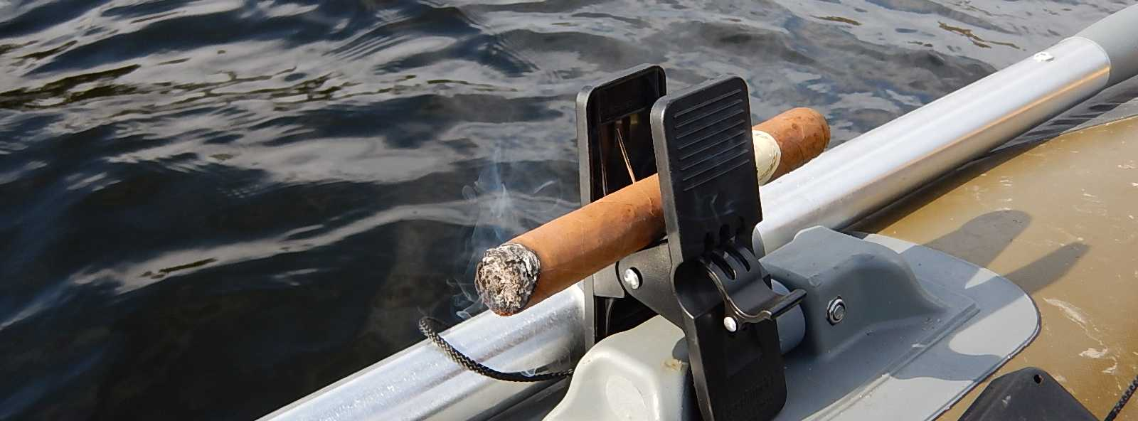 Cigars and Manitoba Fly Fishing