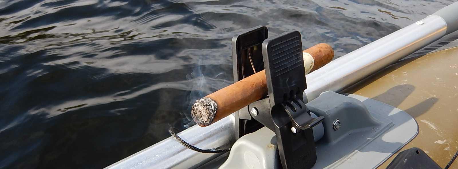 Cigars and Manitoba Fly Fishing