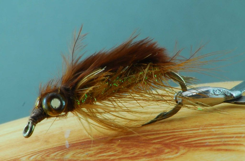 Winnipeg Fly Tying Robert Burton Gomphus pattern