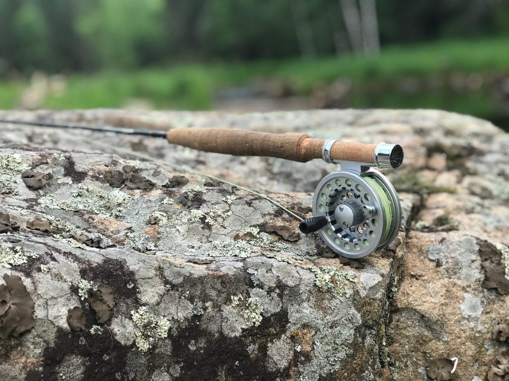 Manitoba Trout Fly Fishing
